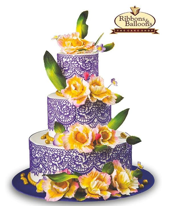 Sensational Cake Four
