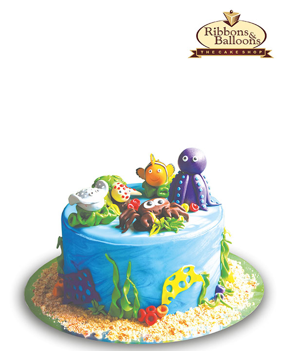 Sensational Cake Six