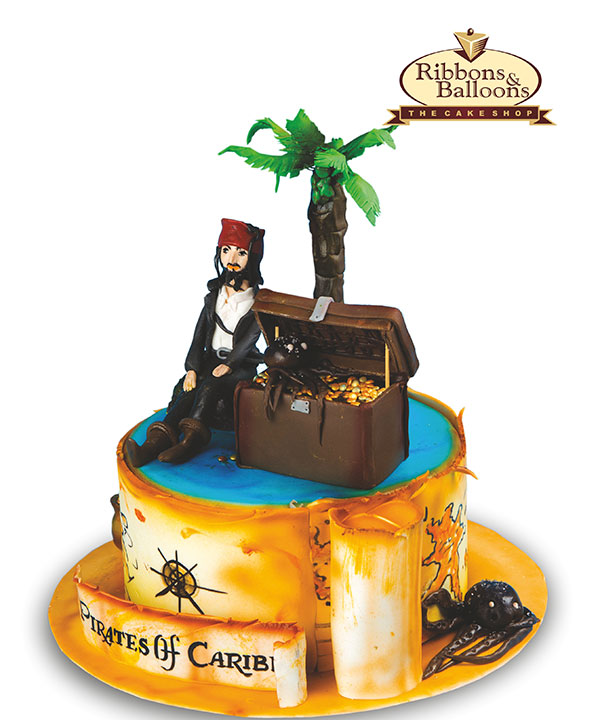 Sensational Cake Seven