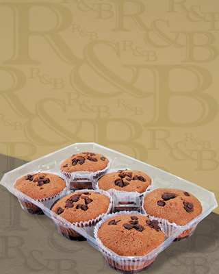 Choco Chips Cup Cake