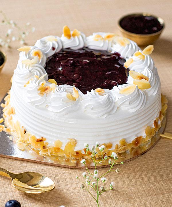 Classic Blueberry Cake