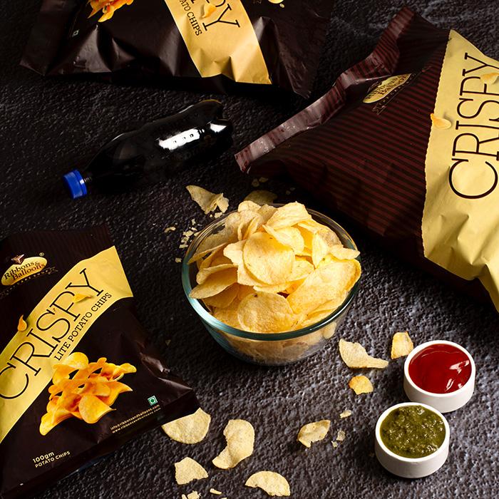 Crispy Lite Potato Chips