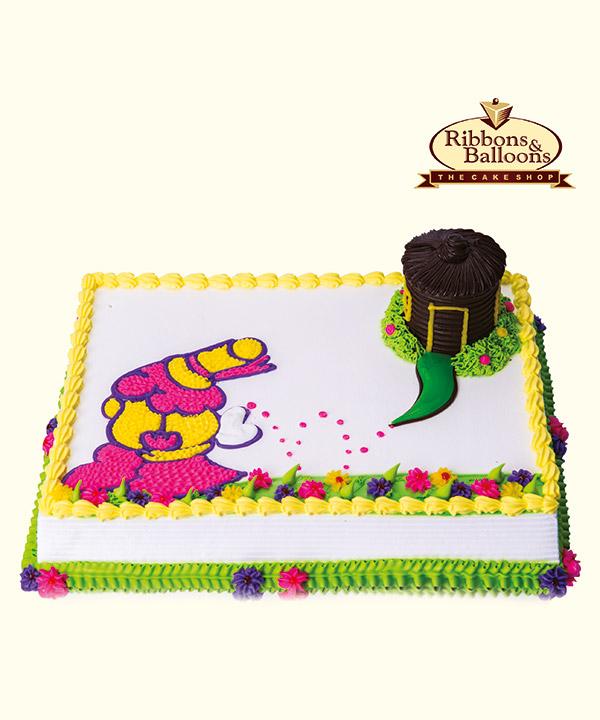 Fancy Cake #119