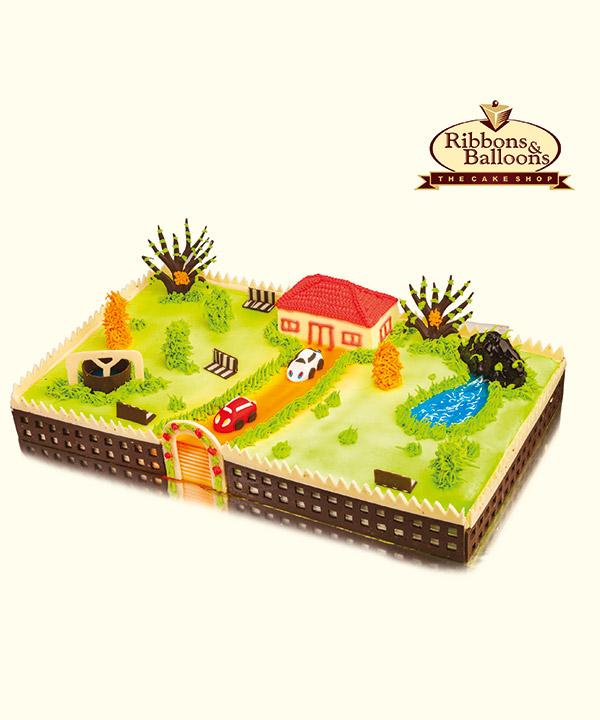 Fancy Cake #150