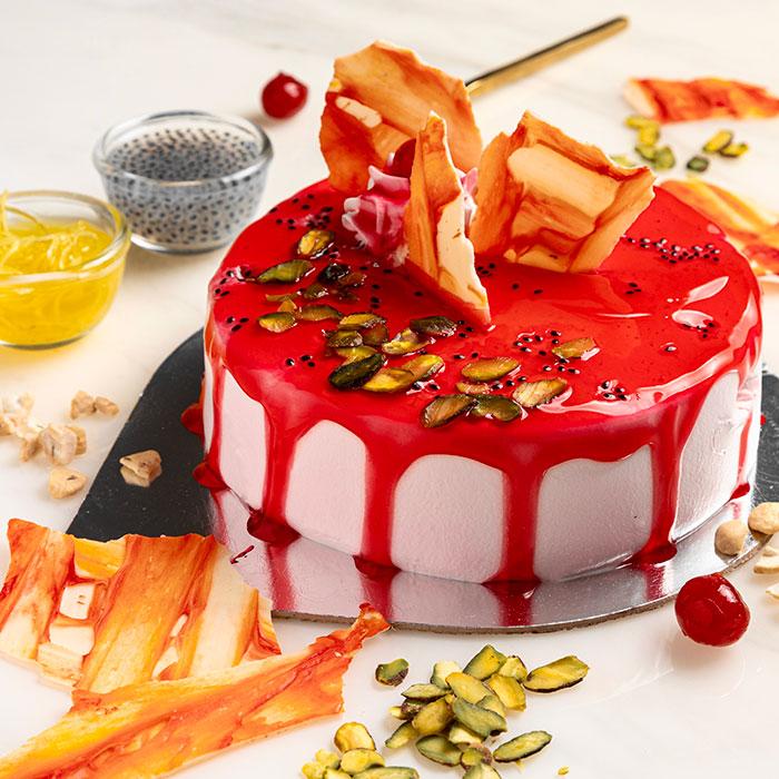 Falooda Cake