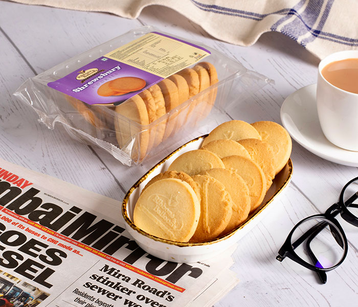 Shrewsburry Cookies - 200gms