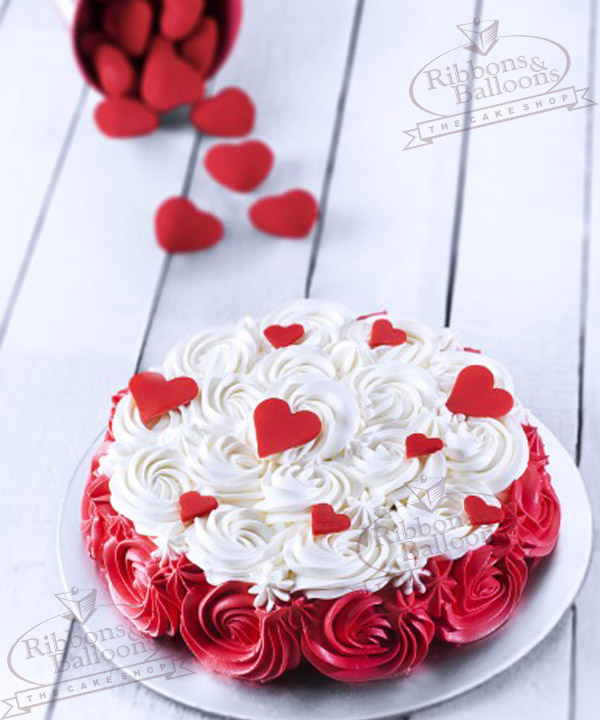 Order Very Berry Cake Online Delivery In Mumbai Ribbons
