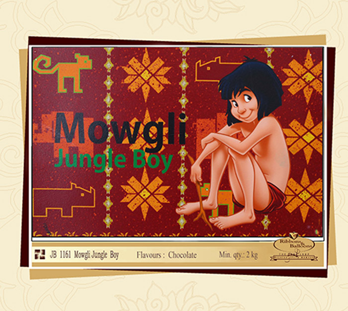 Mowgli Jungle Boy