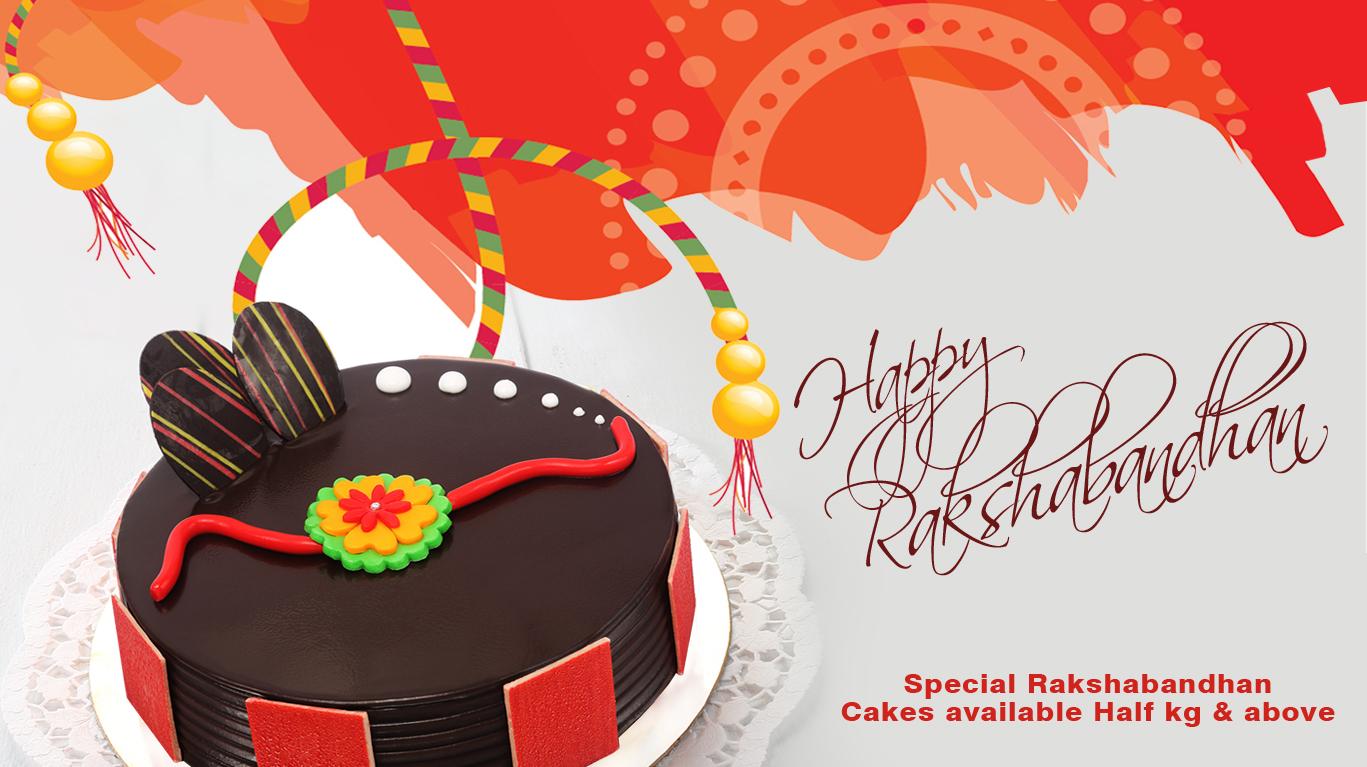 special raksha bandhan cake in mumbai