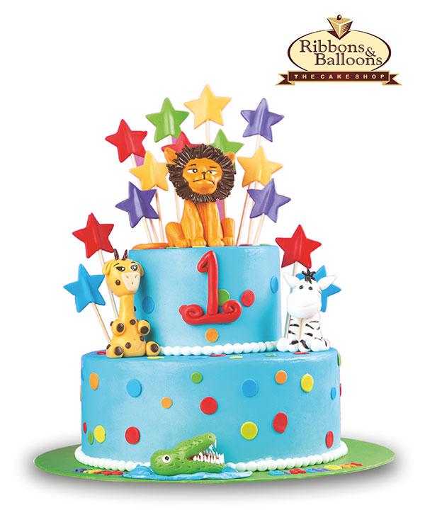 Sensational Cake Nineteen