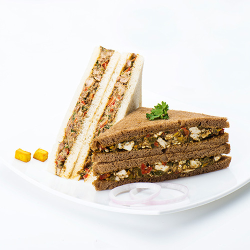 Chicken Jungli Sandwich