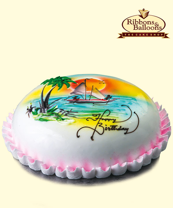 Fancy Cake #4