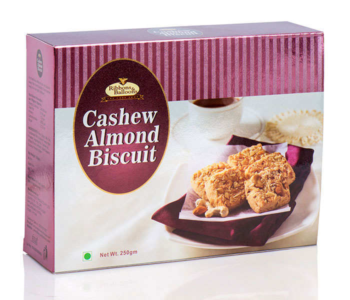 Cashew Almond Biscuit(250 gm)