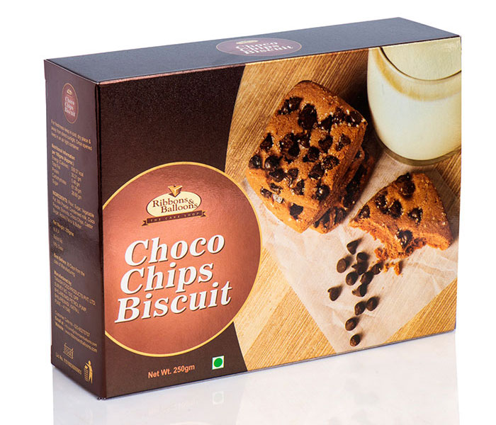 Choco Chips Biscuit(250 gm)