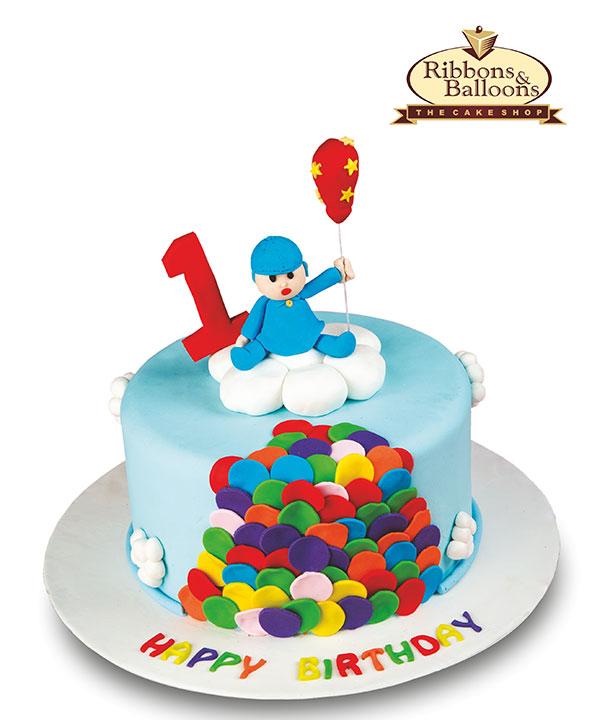 Sensational Cake One