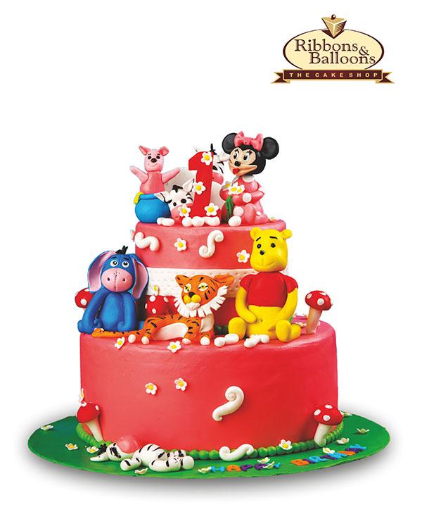 Sensational Cake Thirteen