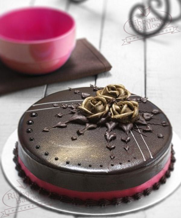 Classical Sachar Cake