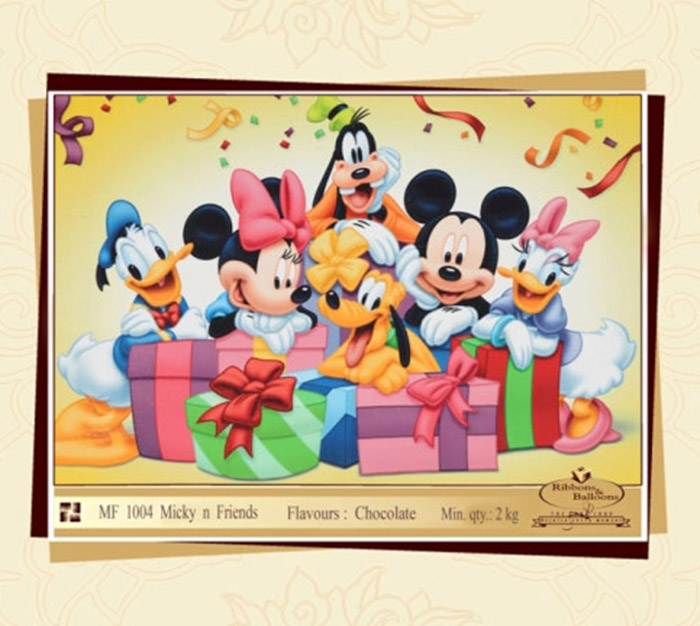 Micky and Friends
